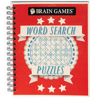Brain Games® Star Banner Word Search Puzzles