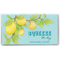 Personalized 2 Year Planner Squeeze the Day