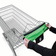 Anti-Bacterial Shopping Cart Handle Cover