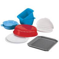 9-Pc. Microwave Cookware Set