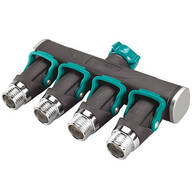 Four Way Hose Splitter