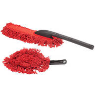 Wax Infused Car Dusters, Set of 2