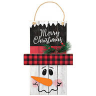 Double-Sided Christmas Sign by Holiday Peak™