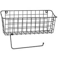 Wall Mounted Storage Basket