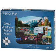 Great Outdoors Jigsaw Puzzle by Holiday Peak™