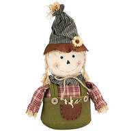 Weighted Scarecrow Shelf Sitter by Holiday Peak™