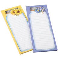 Mason Jar Notepads, Set of 2