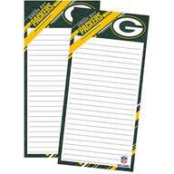 NFL List Pads, Set of 2