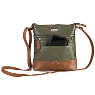 B.Amici™ Francesca RFID Lockport Crossbody Bag