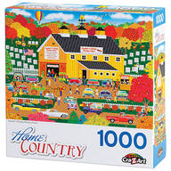 Home Country Barn Dance by Mark Frost Jigsaw Puzzle, 1,000 Pieces