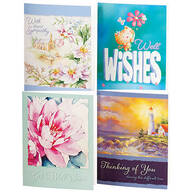 Sympathy and Encouragement Cards, Set of 20