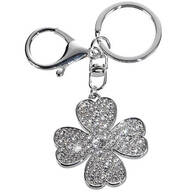 Crystal Bag Charms and Key Chains