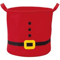 Santa Holiday Storage Bin by Holiday Peak™
