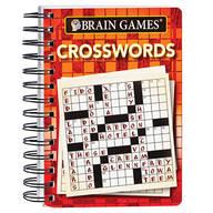 Brain Games® Crosswords Mini Book