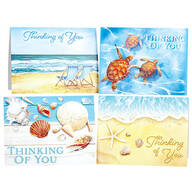 Beach Note Cards, Set of 20