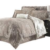 Botanical Comforter, Set of 6