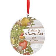 Personalized Aromatics Ornament